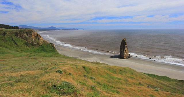 Pinning Cape Blanco State Park