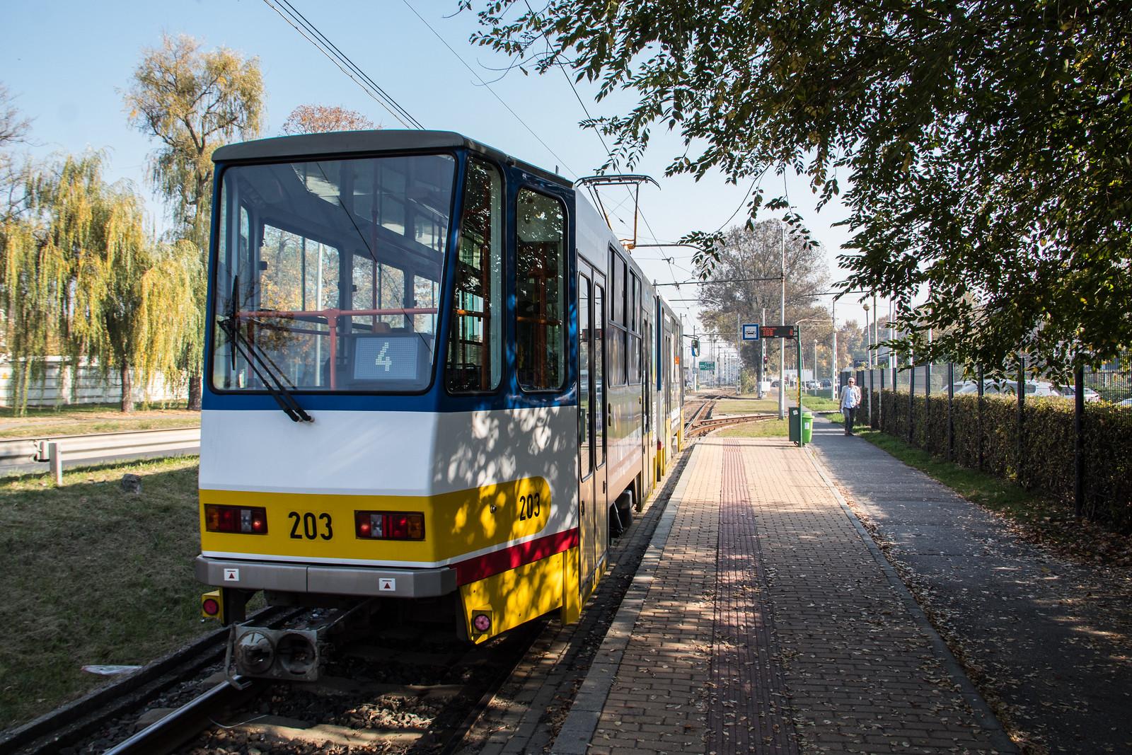 A kormány törölte a 4-es villamos felújítását