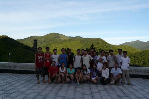 Fri, 07/17/2009 - 17:46 - Tiantongshan field team, 2010