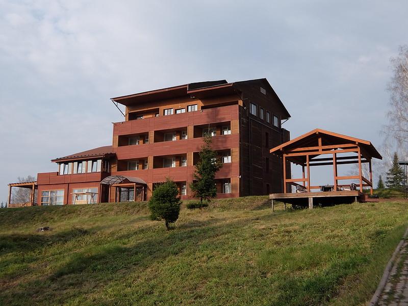 Кедровка Спа - Главное здание