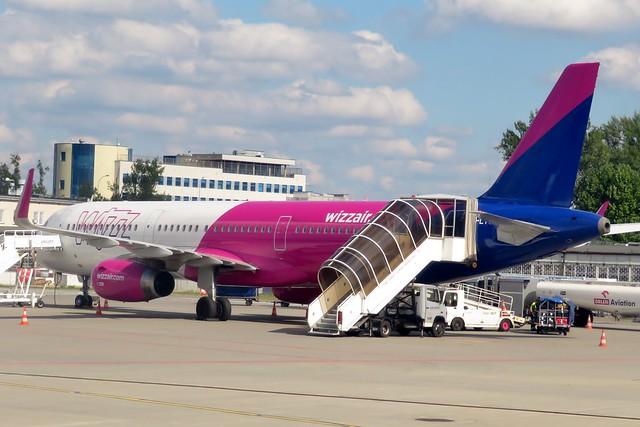 HA-LTC Warsaw Chopin Airport 11 September 2019