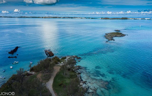 Aerial Bermuda 2019