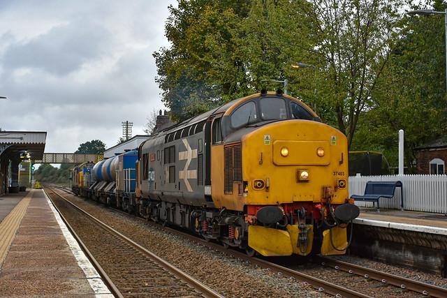 37403 t&t 37402 - Wymondham - 21/10/19.