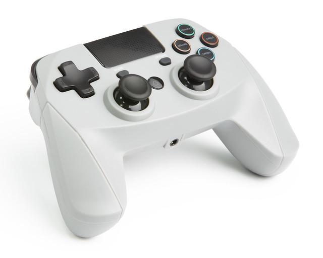 SB912757 snakebyte PS4 GamePad 4 S wireless (grey) bulk (2)
