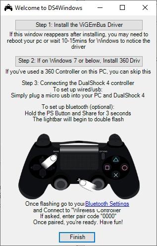 48942473316 3c558fd6d3 o - So geht's: Den DualShock-Controller mit PC und Handy verbinden