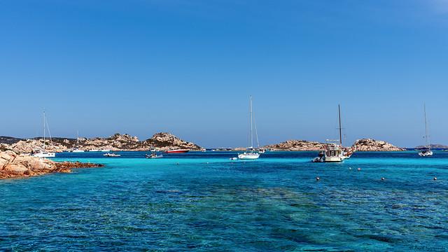 Isola Budelli,