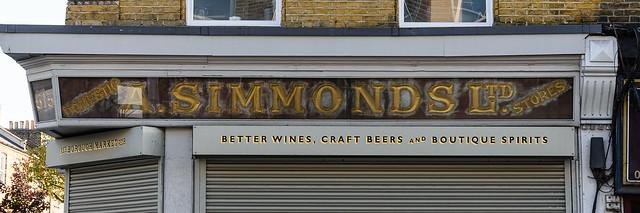 A Simmonds Ltd