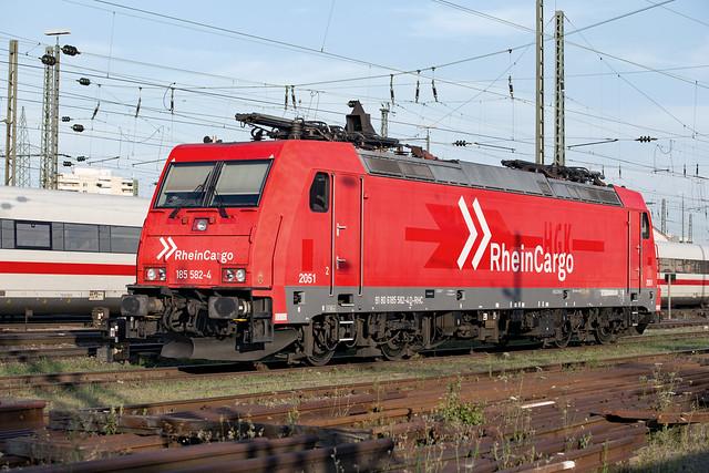 RHC 185 582 Basel Bad