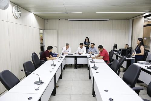 36ª Reunião – Ordinária - Comissão de Administração Pública