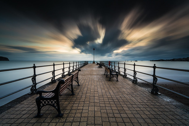 Swanage Banjo Pier - Dorset