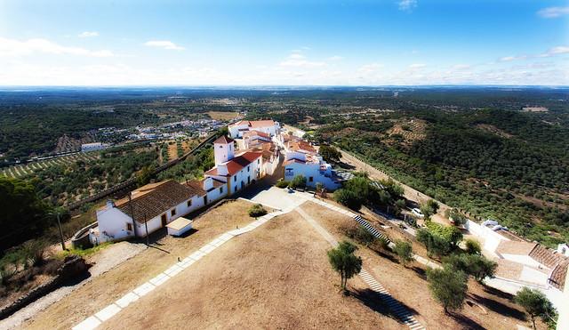 Village of Estremoz_  7845