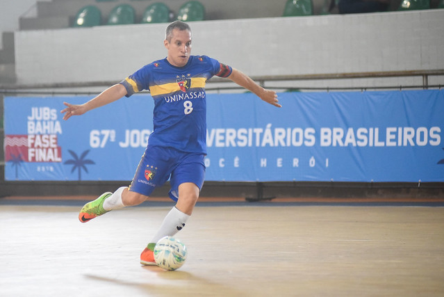 JUBs Bahia 2019 - Futsal