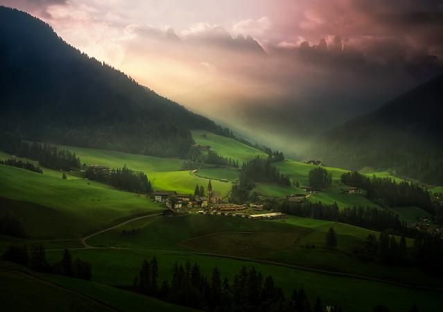 Val di Funes (ITALY)