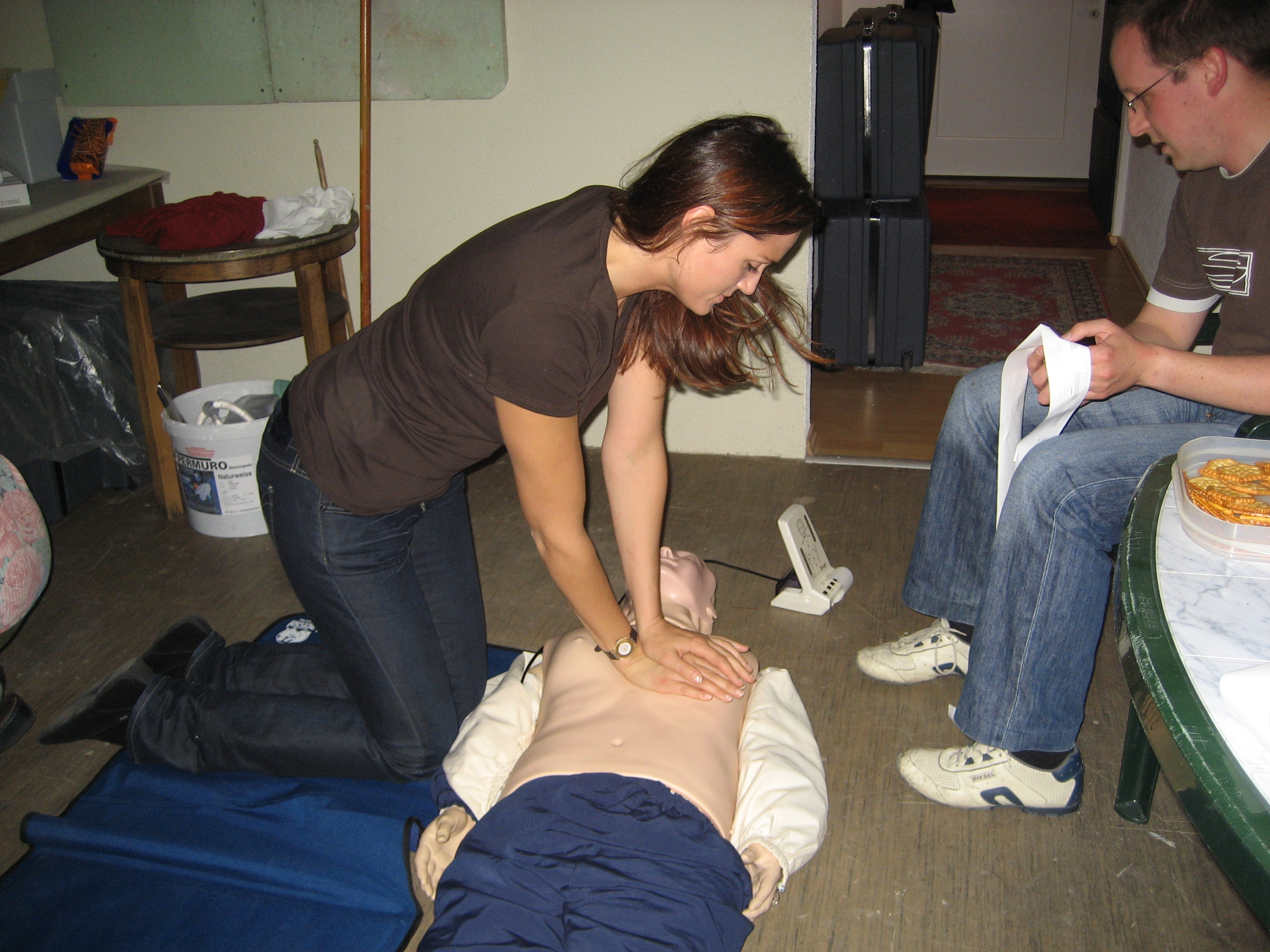 CPR-Refresher 2007