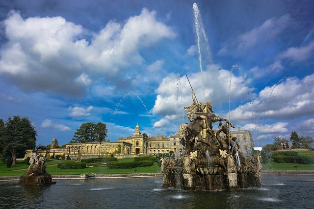 Perseus Fountain