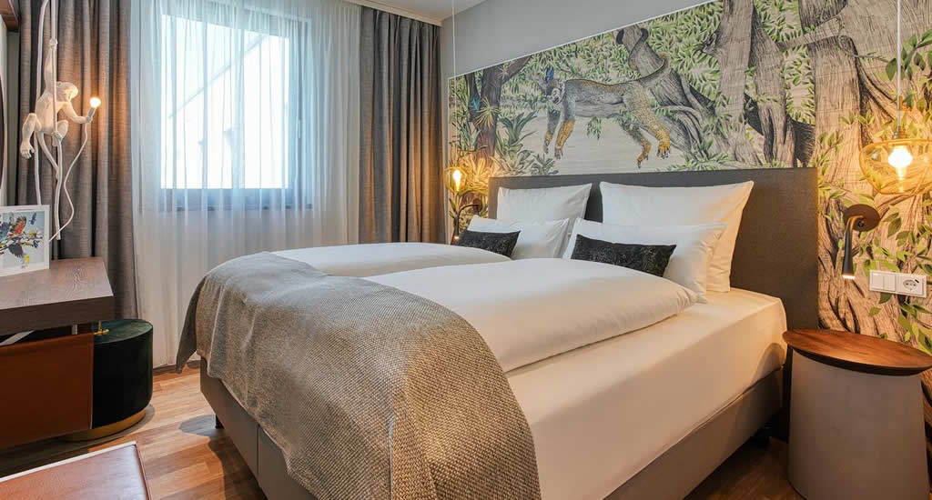 NinetyNine Hotel Heidelberg | Mooistestedentrips.nl