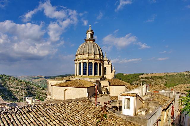 1011 Sicile Juillet 2019 - Raguse, Duomo di San Giorgio