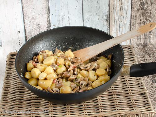 Champignon-Kartoffel-Pfanne (2)