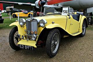 284 MG TC Midget (1949)