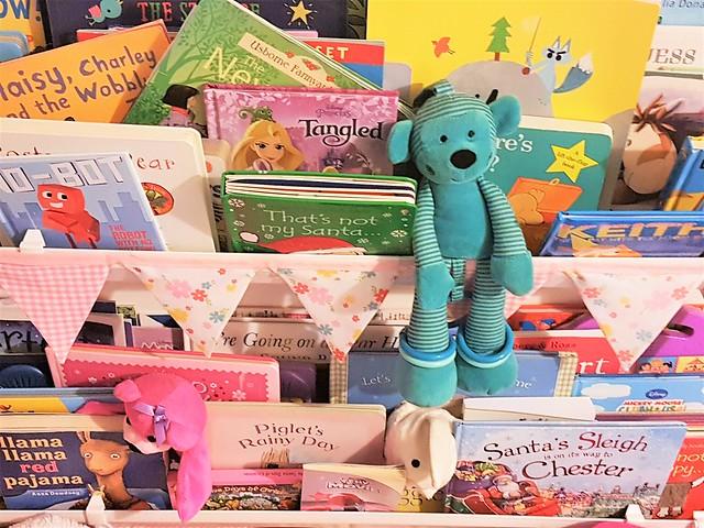 Amelia's Book Corner