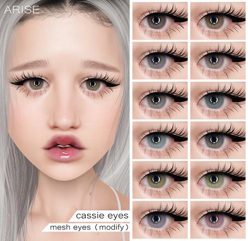 .ARISE. Cassie Eyes