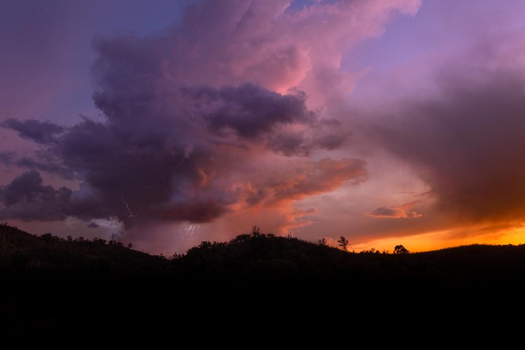 Angry Sunset
