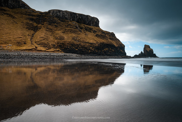Refections on Sand