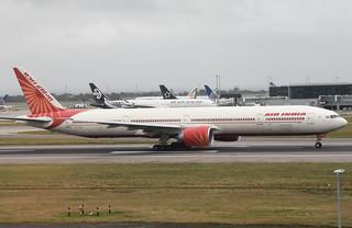 Air India VT-ALM Boeing 777-337(ER)