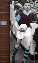 Jimmy Adamson 486 appearances for Burnley FC