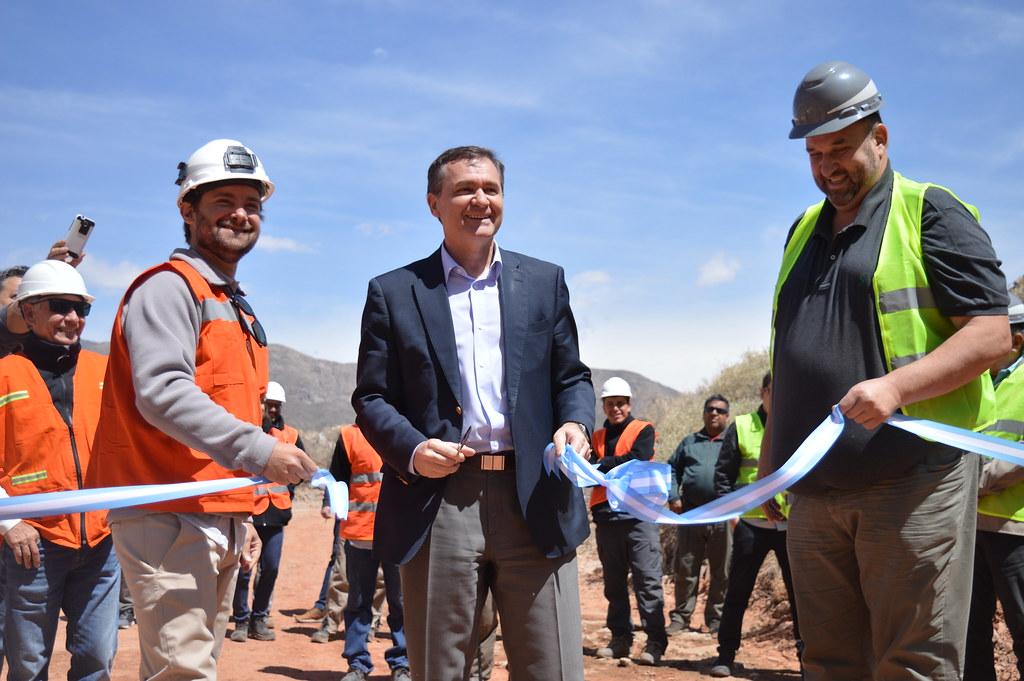 El Proyecto Hualilán activó la exploración