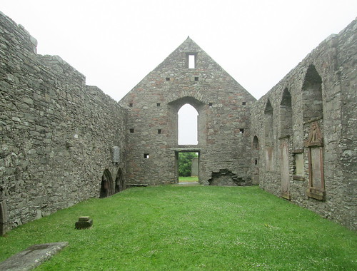 Interior, Whithorn Priory