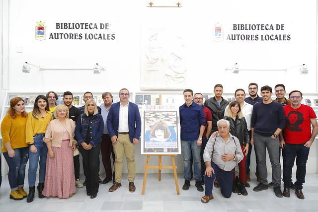 Presentada la Feria del Libro de Los Palacios y Vfca