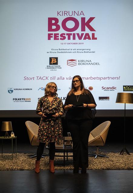 Bokfestival 2019 torsdag