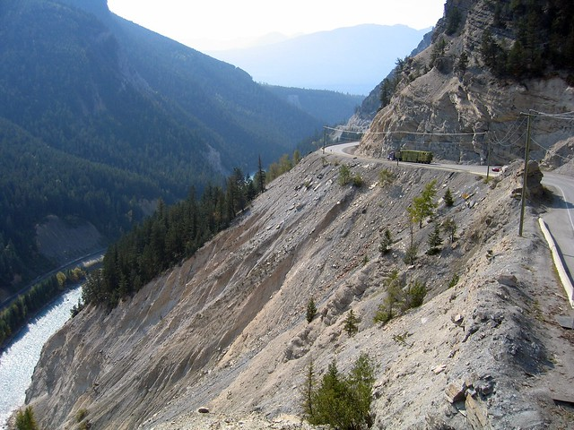 Information sessions for Kicking Horse Canyon Project