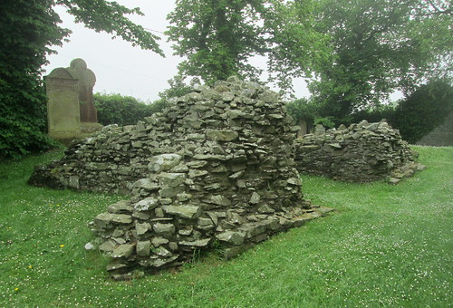 Whithorn Priory, Exterior Ruins