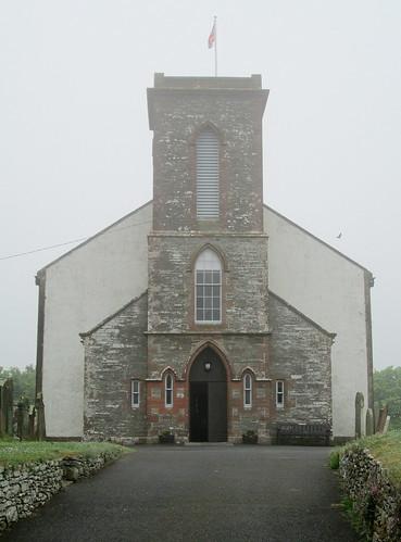 Whithorn Parish Church Exterior