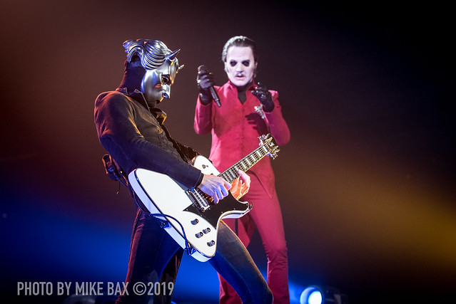 Ghost (w/ Nothing More) at FirstOntario Centre (Hamilton, Ontario) on October 17, 2019