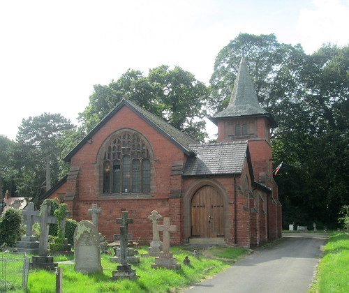 St Barbara's exterior, Chester, orthodox church