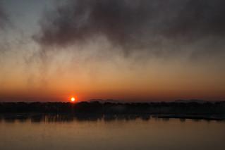River Misty Mornings