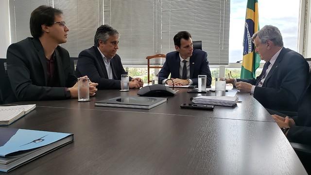22/10/2019 Audiência Secretaria Nacional de Aviação Civil