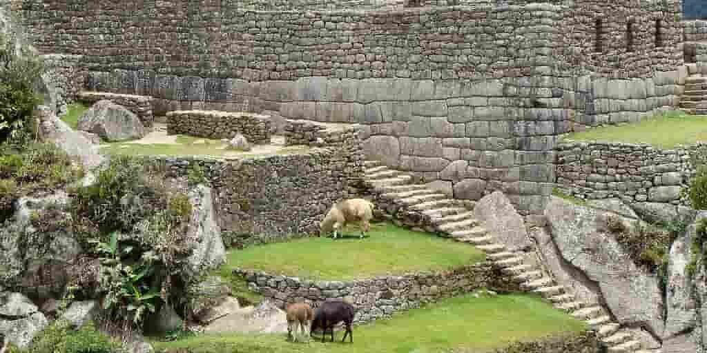 Des tremblements de terre ont frappé Machu Picchu