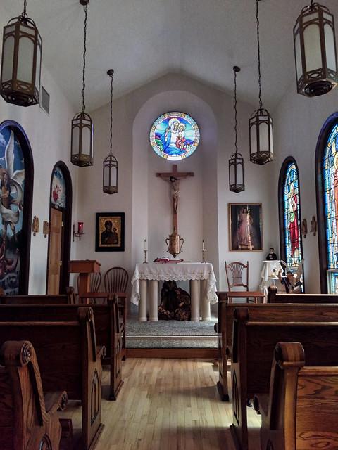 chapel in RI