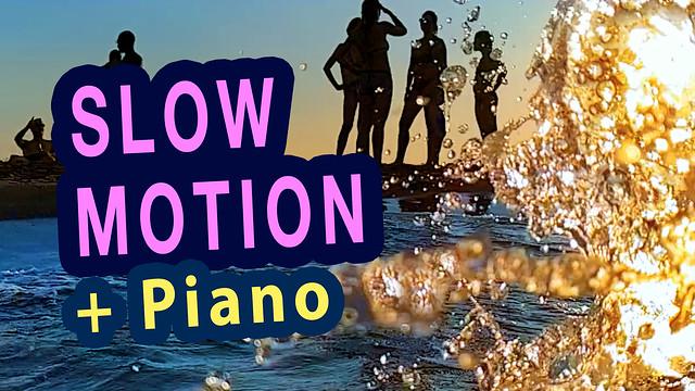 Slow Motion compilation with original piano music by Ben Heine (Ben Heine Youtube video)