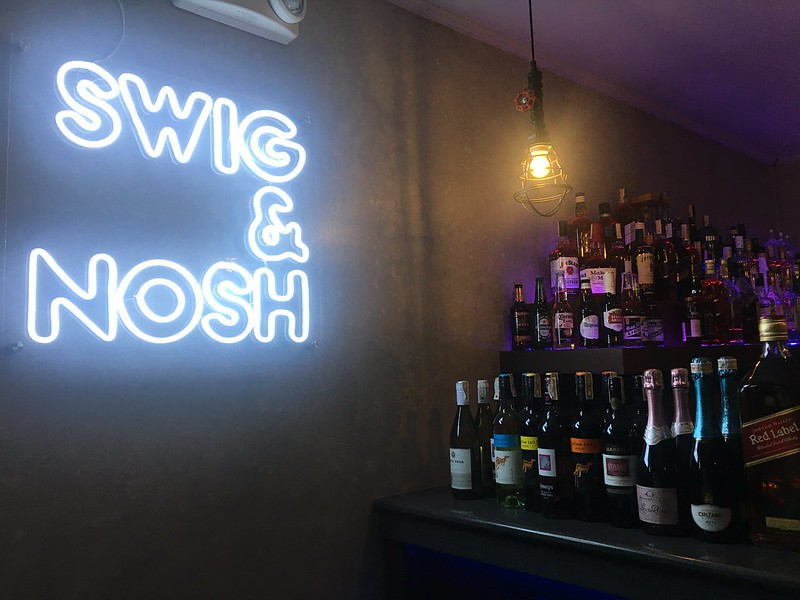 Swig & Nosh, Marikina
