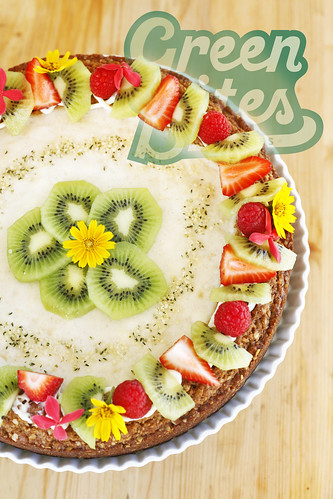 Vegan Bouquet Cheesecake FREE DELIVERY by Green Bites Cookies
