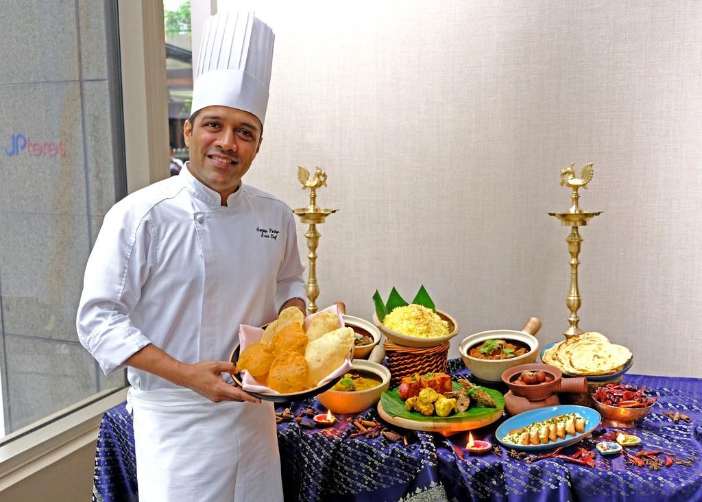 27 Oct - Taste of Diwali at JP teres (7)