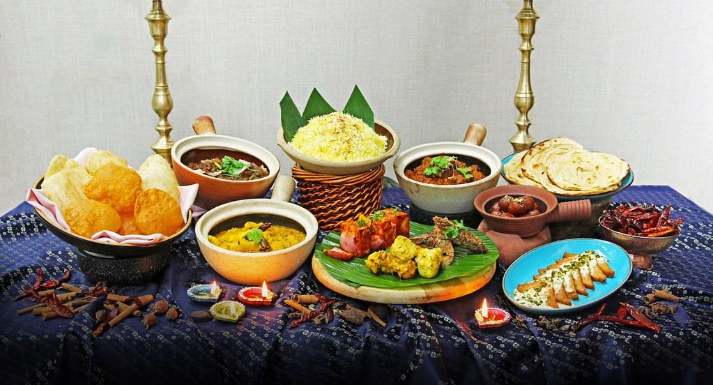 27 Oct - Taste of Diwali at JP teres (1)