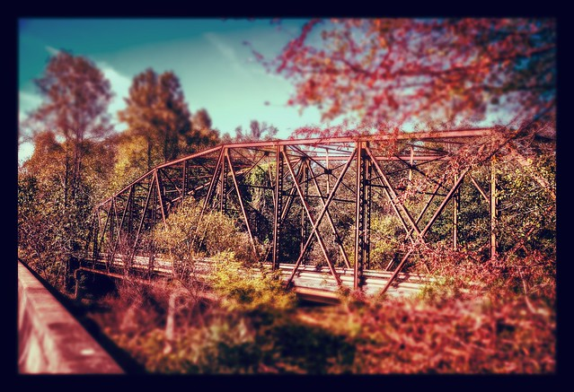 Crybaby Bridge, High Shoals, Anderson