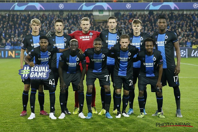 Club Brugge - PSG 22-10-2019