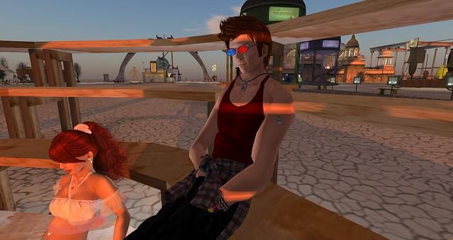 Burning Man Second Life Regional 2019